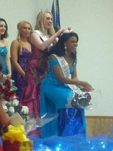 Miss Finger Lakes 2013, Camille Sims