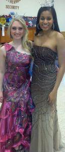 Caitlin & Rayna, 2012 Titleholders