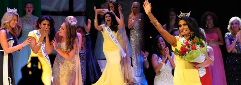 Miss New York 2013, Nina Davuluri
