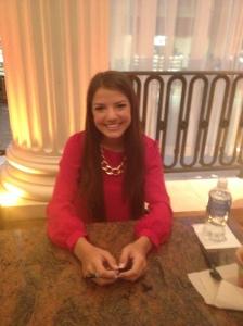 Miss America's Outstanding Teen, Leah Sykes