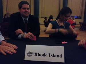 Rhode Island Visitation Table