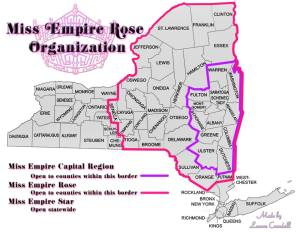 Infographic made by Lauren, Miss Mohawk Valley '14