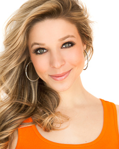 Miss America! (Her headshot for Miss New York)