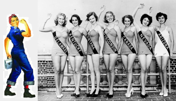 Is there room for feminism in pageantry?