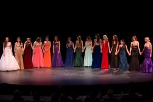 Miss & Teen Contestants