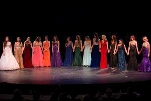 Miss & Teen Contestants