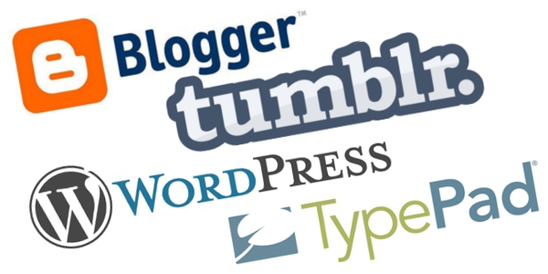 Which blogging platform is your favorite?!