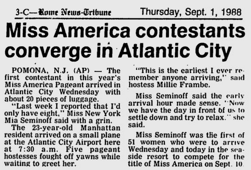 Rome News-Tribune - Sep 1, 1988